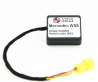 USA Mercedes ML Class W164 Front Seat Weight Sensing Sensor / Occupancy sensor USA ONLY